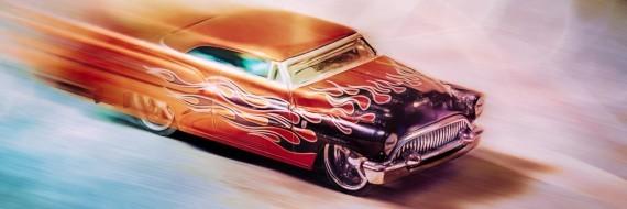 Hot Rod Racer