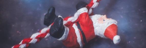 Hold On, Santa!