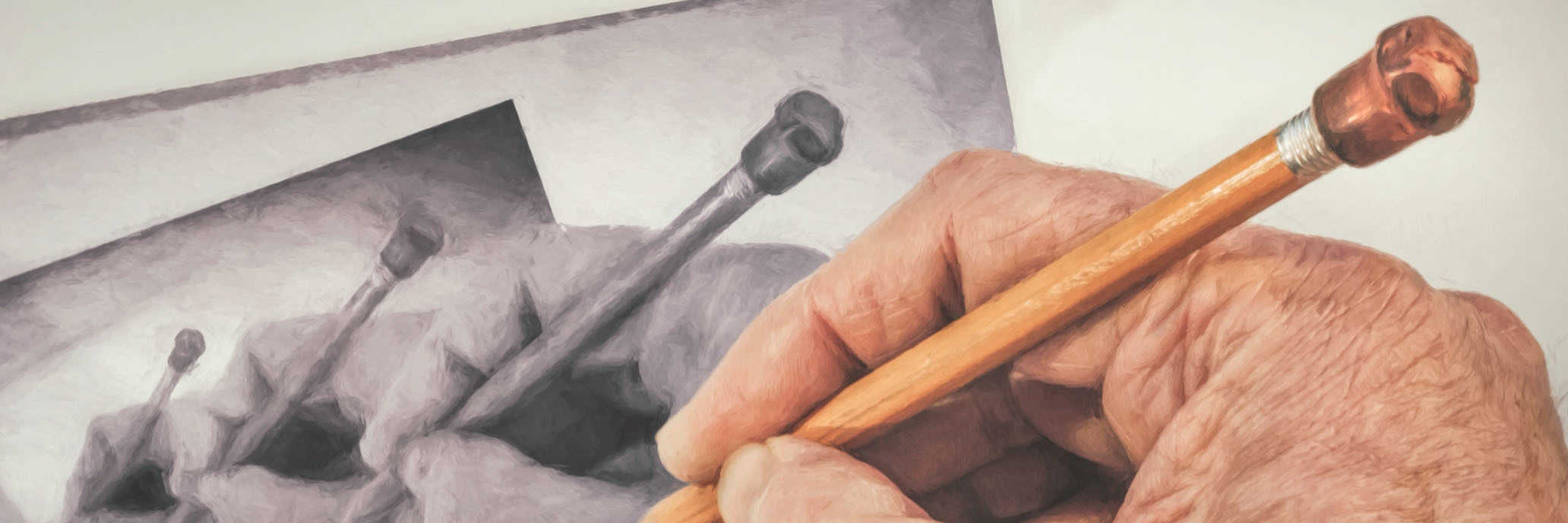 Hands Drawing Hands