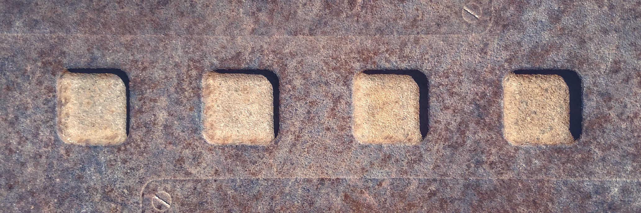 Twelve Squares