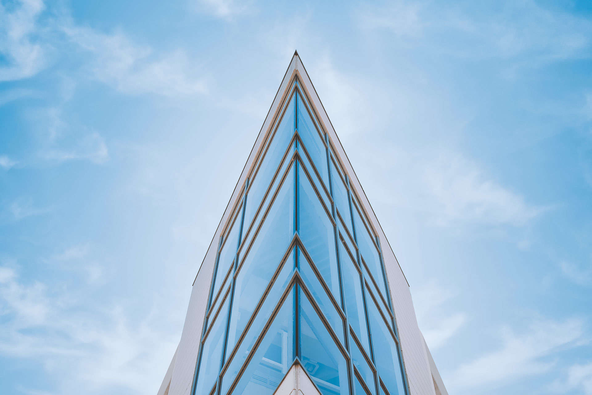 The Glass Tower on Downer Avenue