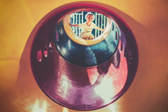 The Tunnel of Fun