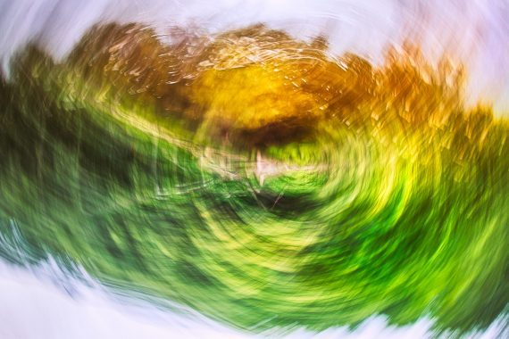 Eternally Spinning