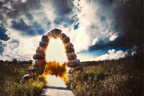 The Arch on the Edge of Forever