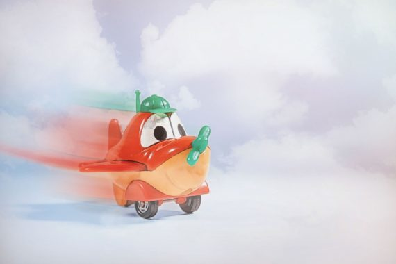 Happy Flying